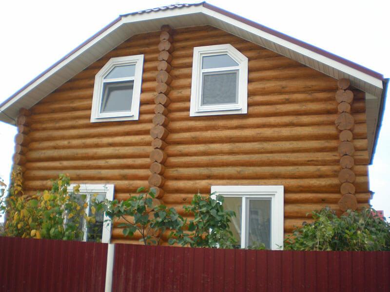 Дом подлежащий строительной экспертизе