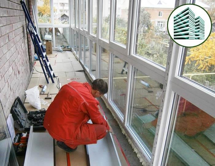 Случаи необходимости проведения экспертизы балкона