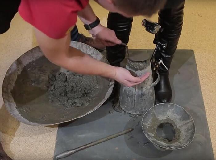 Возможности исследования физических параметров бетона