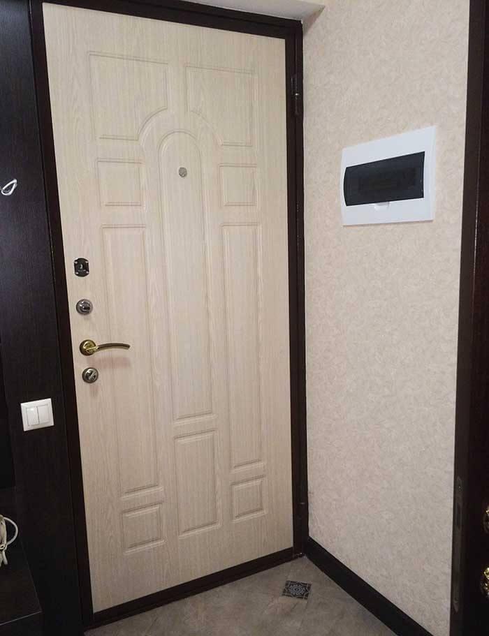 Независимая экспертная оценка состояния дверей