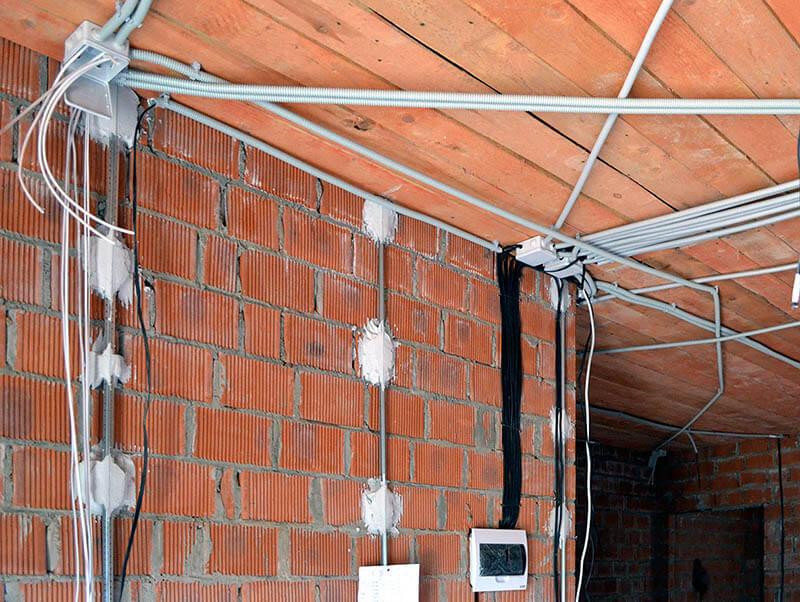 Электричество в частном доме, прокладка электрики