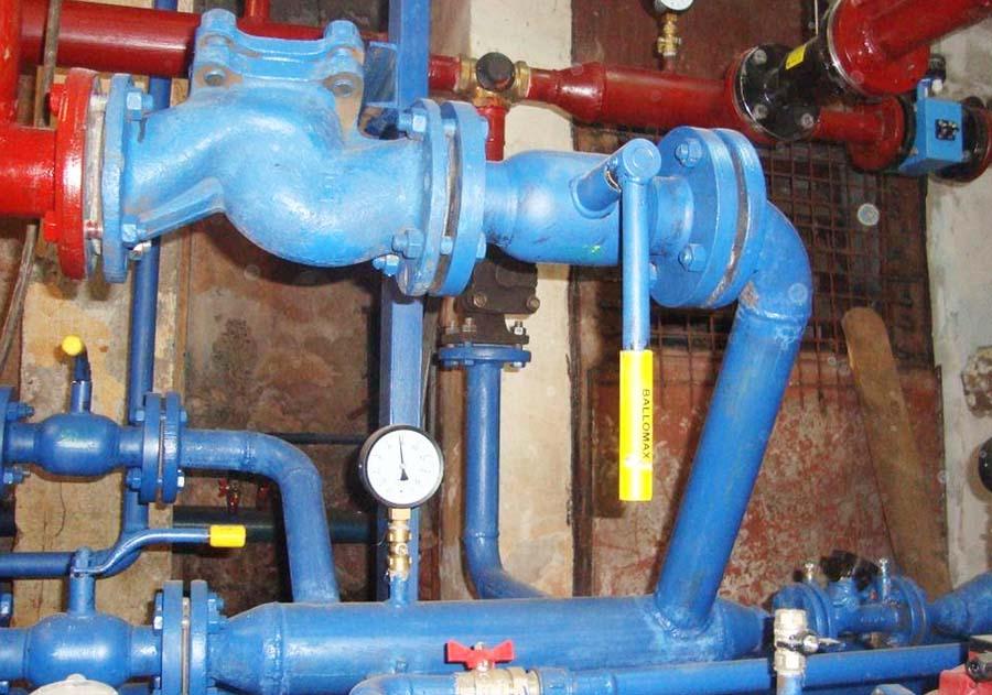 Экспертиза отопления в повальном помещении многоэтажного дома