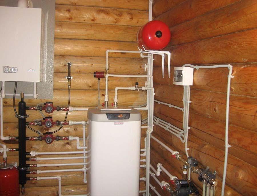 Отопление в частном доме. Экспертиза отопления в Йошкар-Оле