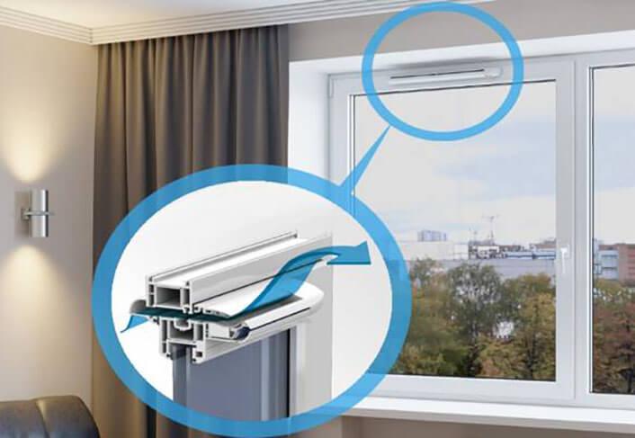Экспертиза вентиляции и пластиковых окон