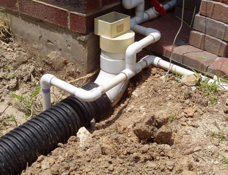Экспертиза водопровода в коттедже