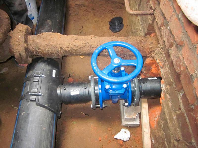 Экспертиза водопровода в многоквартирном доме