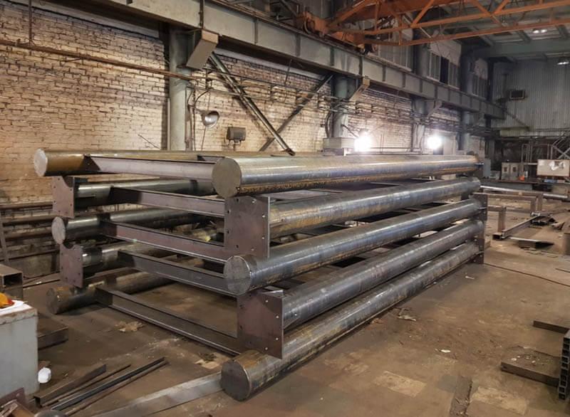 Экспертиза металлоконструкций колонн