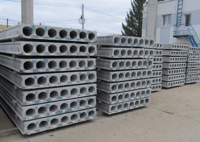 Бетонные плиты перекрытия, экспертиза в Йошкар-Оле