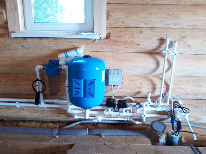 Экспертиза водоснабжения частного дома фото
