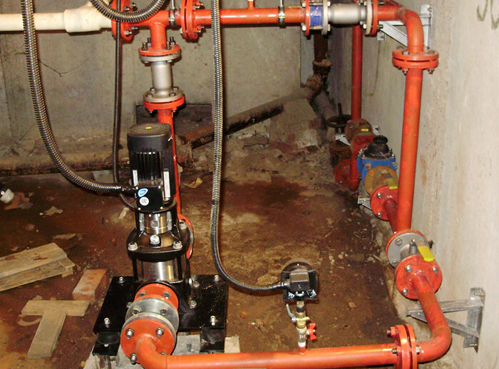 Экспертиза водоснабжения многоквартирного дома фото
