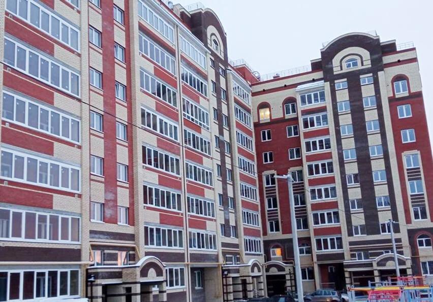 Экспертиза фасада в многоэтажном доме