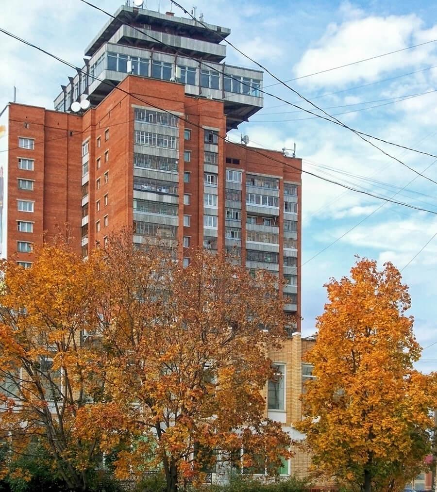 Экспертиза фасада в многоэтажном доме Йошкар-Ола
