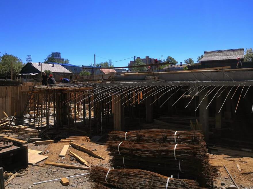 Строительство фундамента в Йошкар-Оле