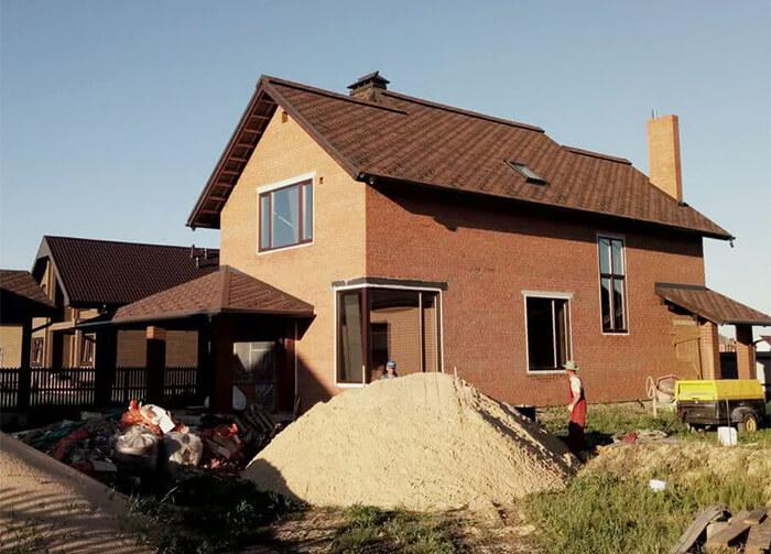 Экспертиза фасада в частном доме