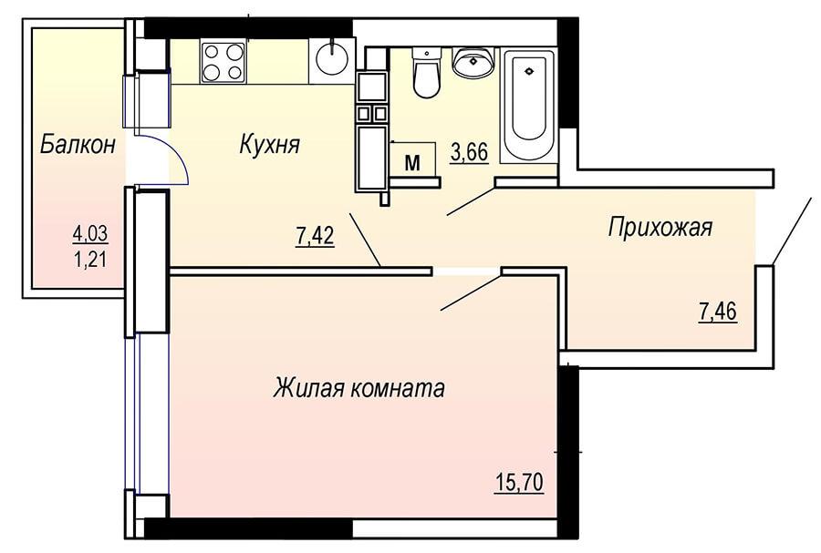 Экспертиза площади новой квартиры в Марий Эл